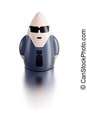 symbolic 3d bodyguard