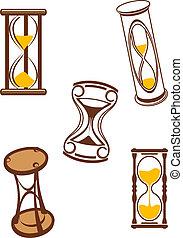 symbolika, klepsydra