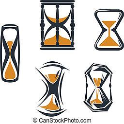 symbolika, sandglass
