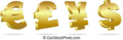 Symbols for Money