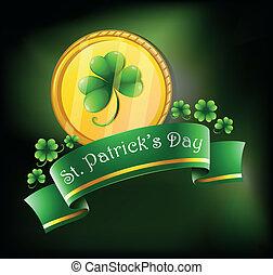 Symbols for St. Patrick's celebration