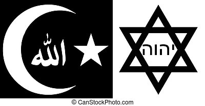 Judaism and Islam - Symbols of Judaism and Islam