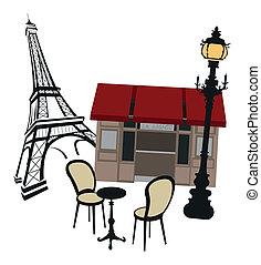 Symbols of Paris