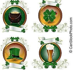 Symbols of St Patrick
