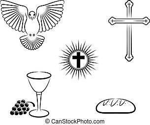 Christianity - symbols of the Christianity