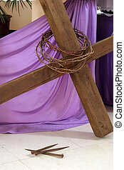 Symbols of the Passion of Jesus, Crown of thorns