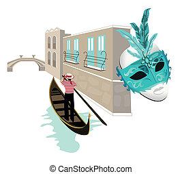 Symbols of Venice