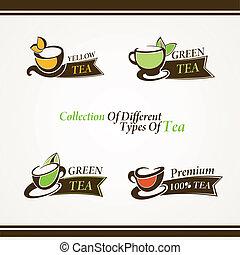 Symbols tea