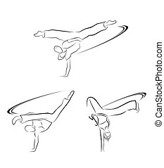 symbool, capoeira