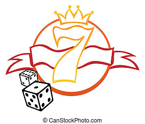 symbool, casino
