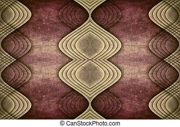 symetrical, diseño abstracto, plano de fondo