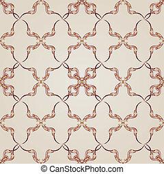Symmetrical patterns. - Symmetrical copy patterns on the ...
