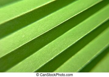 symmetrisch, abstrakt, grün, treten