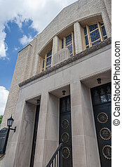 Synagogue in New Orleans,  Louisiana