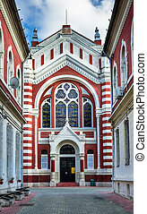 Synagogue of Brasov, Romania