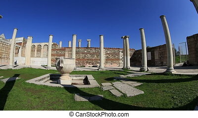 Sardis Ancient City