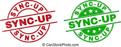 SYNC-UP Round Seals Using Unclean Style