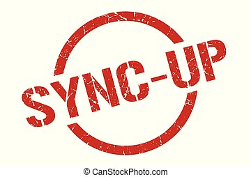 sync-up stamp