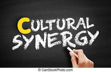 synergy, text, kulturní, tabule
