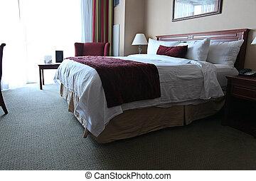 synhåll, inre, sovrum, luxuös