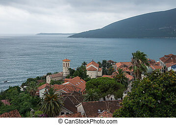 synhåll,  Montenegro,  kotor,  perast, vik