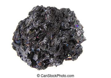 synthétique, corundum, minéral