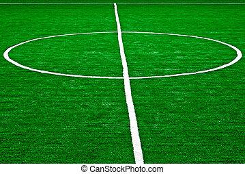 Synthetic sports field 56
