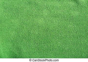 synthetisch, grün, Vlies, weich