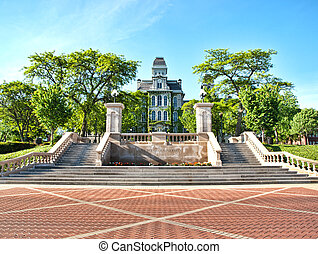 Syracuse University Hall of Languages