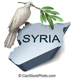 Syria Crisis - Syria crisis and hope for peace from a middle...