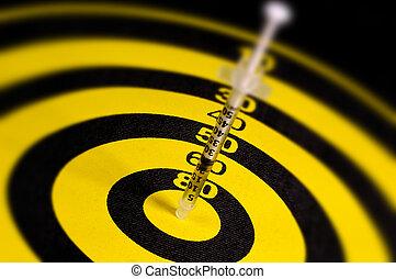 Syringe Dart