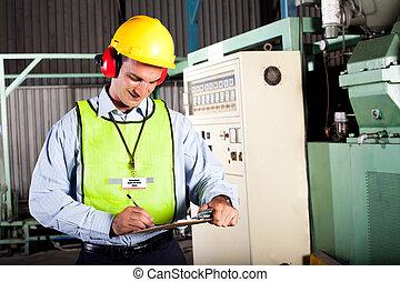sysselsättnings, hälsa och säkerhet, tjänsteman