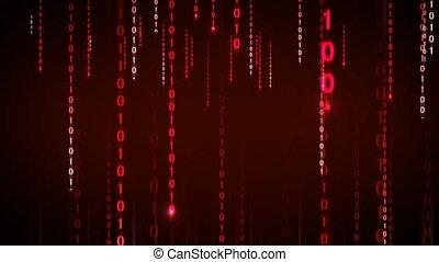 système, 081, binaire