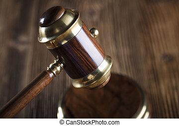 système, droit & loi, concept., légal