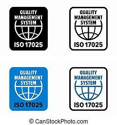 système, norme, 17025, qualité, essai, iso/iec, calibrage, gestion