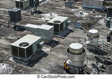 système ventilation, air
