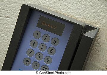 system security, -, åbn