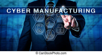 Systems Engineer Pressing CYBER MANUFACTURING