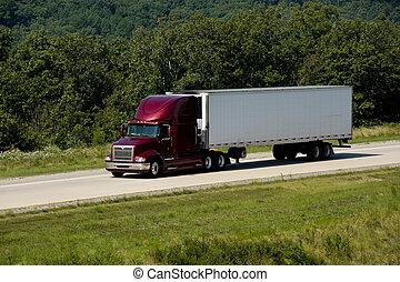 szállítás iparág