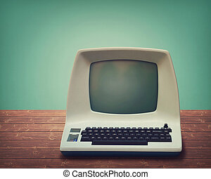 számítógép, öreg