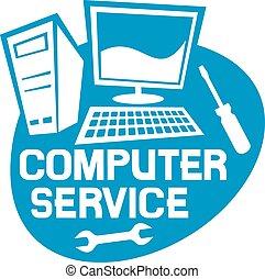 számítógép, szolgáltatás