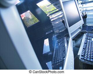 számítógép, worplace