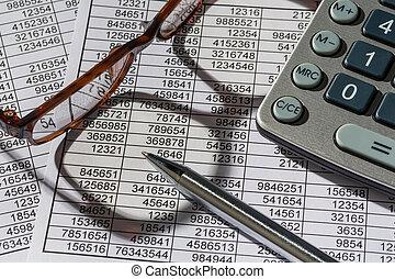 számológépek, statisztika