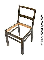 szék, restaurálás