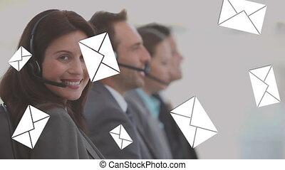székhely, hívás, jókedvű, ügynökök