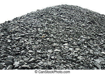 szén, cölöp