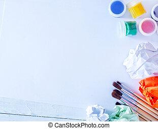 szín, festék