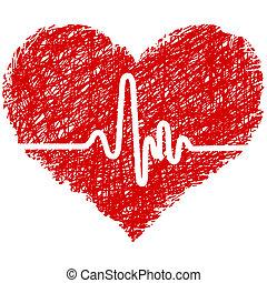 szív ütés