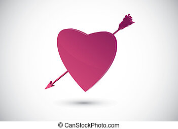 szív alakzat