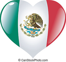 szív, mexikó